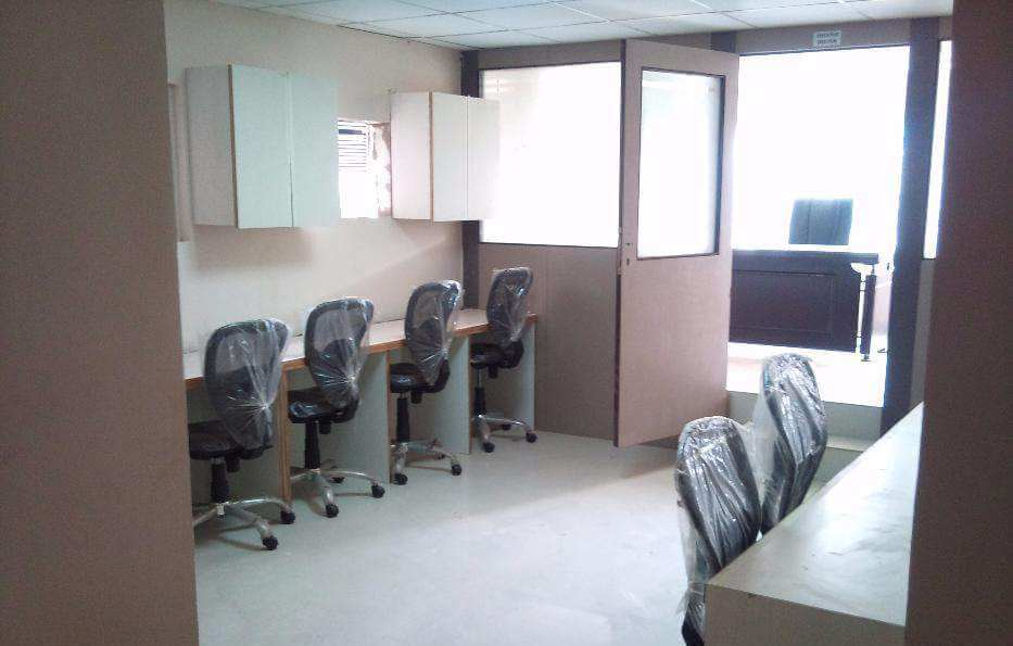 Commercial Office Space on Rent in Patparganj industrial area